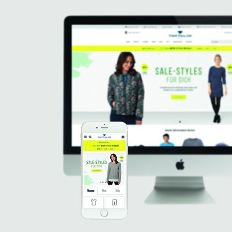 Tom Tailor - Online Shop