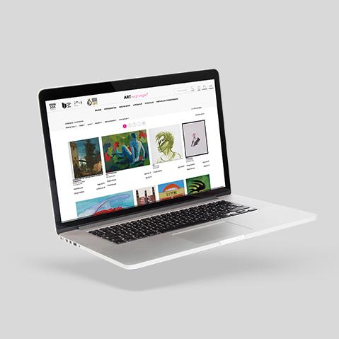 ARTvergnuegen - Online shop