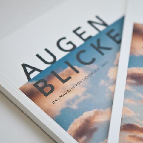 Lichtblick Sonnenschutzsysteme - Image magazine