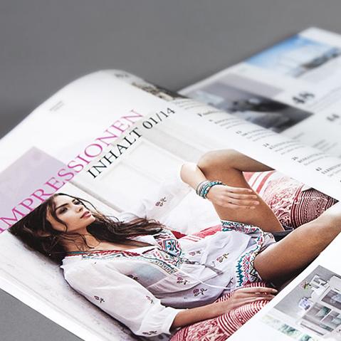 IMPRESSIONEN - Magazine