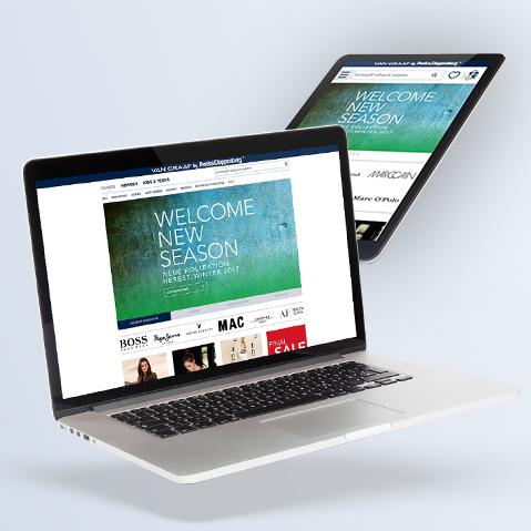 Van Graaf - Online shop