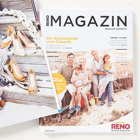 Reno - Magazin
