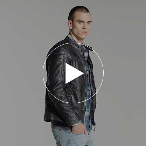 Manly-man style - Video