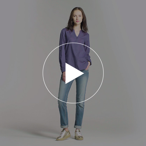 Simple Blouse ′n′ Jean - Video