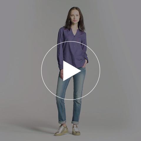 Simple Blouse ′n′ Jean - Video