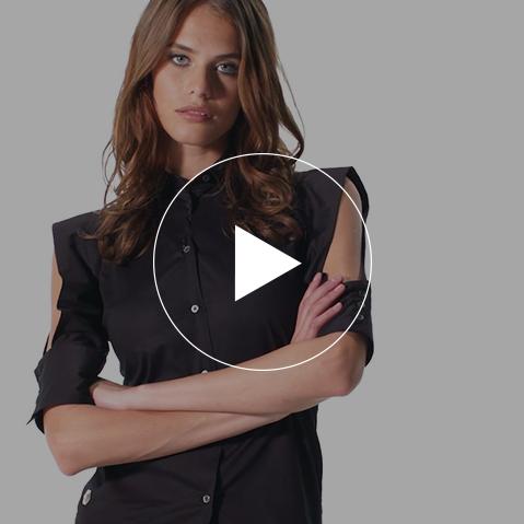 Feminine Biker-Attitüde - Video