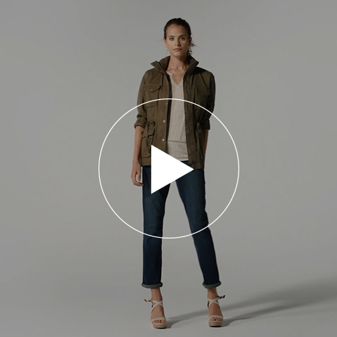 Between casual and feminin - Video