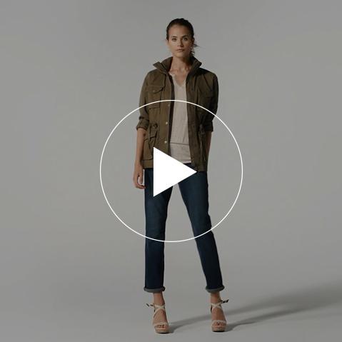 Zwischen casual und feminin - Video