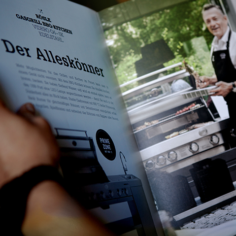 RÖSLE: Good news! - Magazine