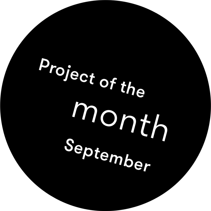 Project of the month September