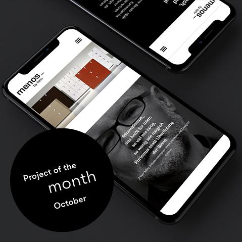 behr international - Website and brochure